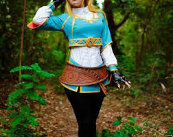 Zelda Halloween Costumes Crochet Princess Zelda Costume Legend Zelda Geekery