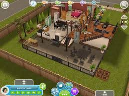 design home game tasks diy homes peaceful patio the sims freeplay