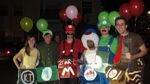 Ideas For Halloween Party Costumes by This List Of Group Halloween Costume Ideas Will Blow Your Mind