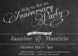 anniversary party invitations wonderful invitation for anniversary party invitations new