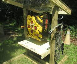 archery target stand and range plans more archery target stand