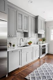 Kitchen Colours With White Cabinets Best 25 Gray Kitchen Cabinets Ideas On Pinterest Grey Kitchen