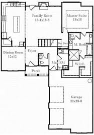 contemporary floor plans for new homes first floor master homes raleigh stanton homes