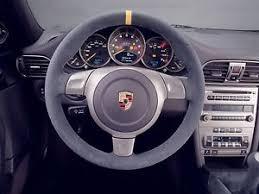porsche gt3 ebay porsche oem 997 1 gt3 rs alcantara steering wheel brand ebay