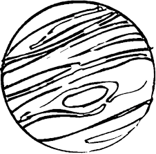jupiter planet coloring free printable coloring pages