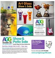 Seeking Fused Cast Glass Guild Fall Show And Sale Saturday October 14 2017