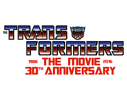 the transformers the transformers the movie 30th anniversary logo by edogg8181804