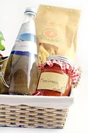 pasta gift basket pasta dinner gift basket frugal eh