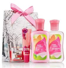bath gift sets gift ideas bath works picked gifts tiny treats gift