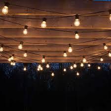 Led Patio Lights How To Plan And Hang Patio Lights Patio Lighting Pergolas And