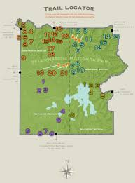 Trans America Trail Map by Hiking The Sepulcher Mountain Trail Yellowstone National Park
