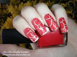 chronically creative the nail files thursday bys cracked finish