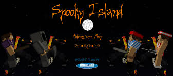 spooky island a halloween themed adventure map maps mapping