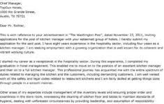 cosmetologist cover letter sample u2013 rimouskois job resumes