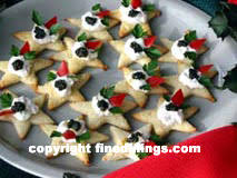 dining canapes recipes caviar creme fraiche canape appetizer finedinings com recipe