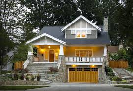 craftsman style home designs craftsman bungalow homes design plans housebungalow house cottage