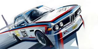 bmw posters bmw 3 0csl posters and prints hobbydb