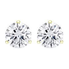 earing studs diamond stud earrings steven singer jewelers