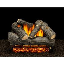 Fireplace Gas Log Sets by Country Log Pile U0027 Gas Log Set Vented