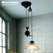 Vintage Light Bulb Pendant Edison Bulb Fixtures Bulb Light Fixtures Vintage Industrial Pulley