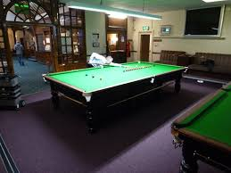Academy Pool Table by Nottingham Snooker Academy Gcl Billiards