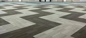 Tile Installation Patterns Fascinating Carpet Tile Installation Patterns Contemporary