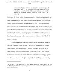 Hawaii travel security images Hawaii judge watson 39 s motion to stop trump 39 s travel ban jpg