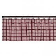 Navy And Red Shower Curtain Red Plaid Shower Curtain Foter