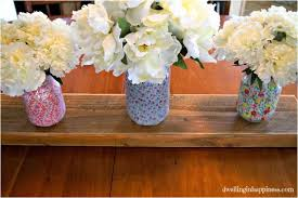 Mason Jar Vases Thrifty Mason Jar Centerpieces That Look Simply Amazing