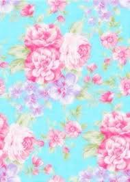 Floral Shabby Chic Wallpaper by Shabby Chic Backgrounds Wallpapers Illustrations Art