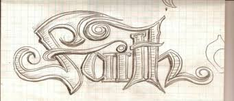 faith tattoo design by queen of fables on deviantart