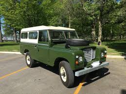 land rover wolf land rover series 3 for sale hemmings motor news