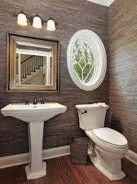 half bathroom decorating ideas okay thecolorwild co