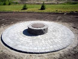 the best pattern of round patio pavers ideas orchidlagoon round