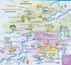 best tourist map of hong kong maps tourist attractions streets subway best of map