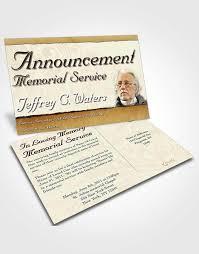 obituary cards templates template billybullock us