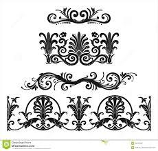 ornaments stock vector image of beautiful ornament 20753507