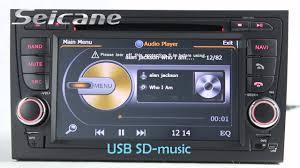 2002 2008 audi a4 s4 rs4 b5 b6 b7 dvd gps audio head unit support