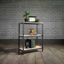 Contemporary Oak Bookcase Bookcases