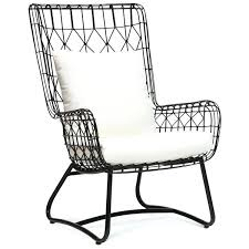 black metal mesh garden furniture dayri me