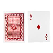 jumbo deck of big cards
