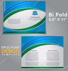 bi fold brochure design u2014 stock vector rizwanali3d 72027161