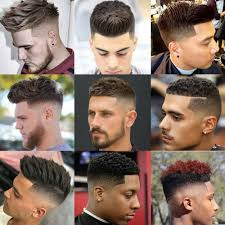 all types of fade haircut pictures temp fade haircut best 17 temple fade styles 2018 men s