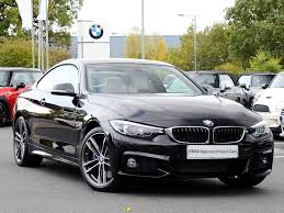bmw m sport coupe used 2017 bmw 4 series 440i m sport coupe for sale in