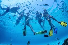 jeep snorkel underwater cozumel fun excursions