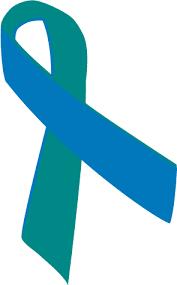 teal ribbon file mental health awareness ribbon jpg