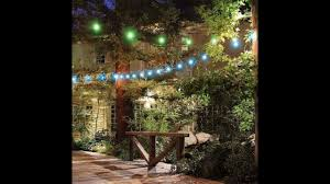 smartyard led string lights smart home tech feit electric led outdoor string lights youtube