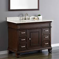 42 Bathroom Vanity With Top by Camden 42