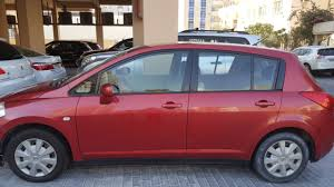 nissan altima yalla motors used nissan tiida 2007 car for sale in manama 734899