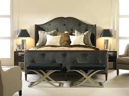 headboards leather king size headboard and footboard king size